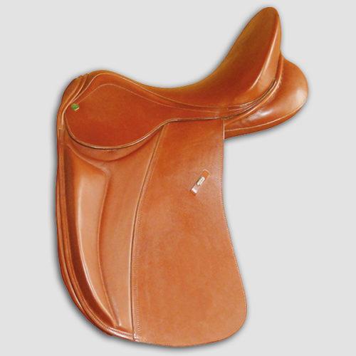 Silla de doma para caballo clásica Viena