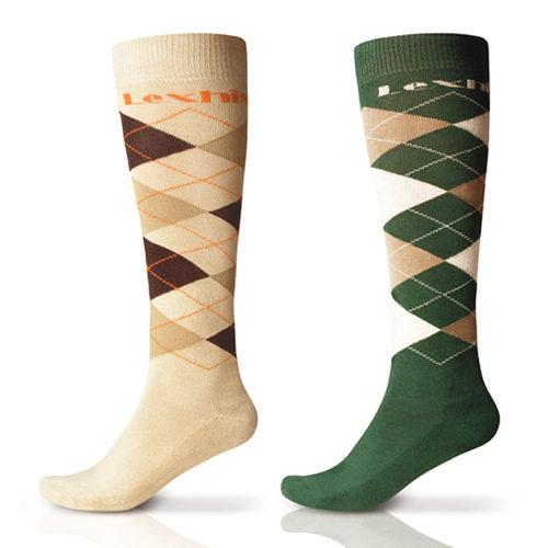 calcetines-lexhis-beige-verde