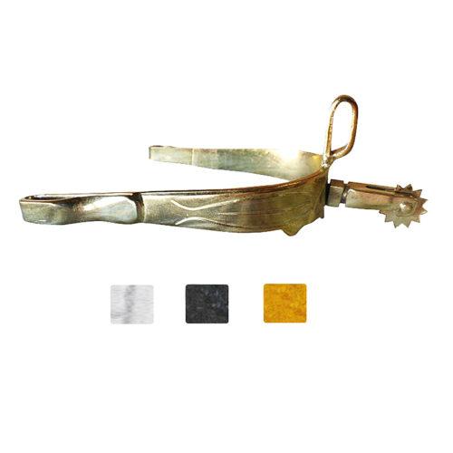 espuela-vaquera-gallo-corto-dorado