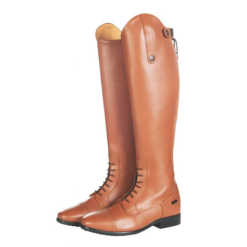 botas-montar-jinete-marron