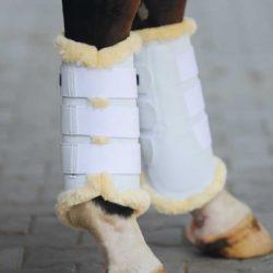 protector-blanco-piel-borreguillo-caballo