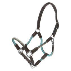 cabezada-caballo-cuerda-azul
