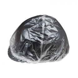 Funda plástico para casco